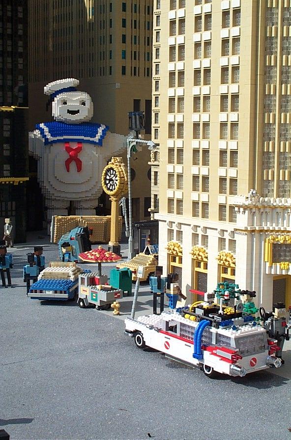 History Lego Style The Byronic Man
