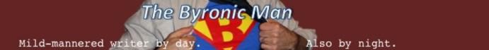 The Byronic Man banner