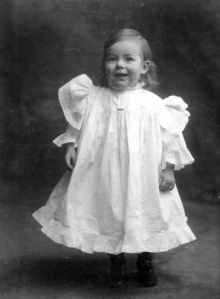 Until he was 6, Hemingway's parents dressed him as a girl so, technically, it's true.