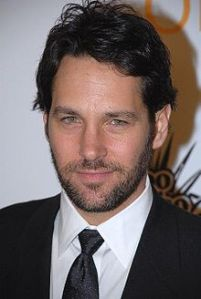 Poor Paul Rudd.  Poor, poor, poor Paul Rudd...